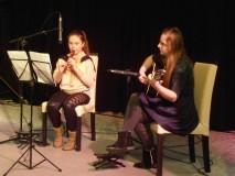 Koncert uczniów klasy gitary - 19.02.2015