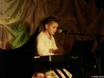 Koncert uczniów klasy pianina - 29.12.2010r.