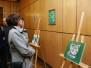 """Wystawa malarstwa Larisy Mazur pt. """"Świat oczani kobiety"""""""