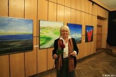 Wystawa prac Charlotty Kollmorgen - 20.10.2011