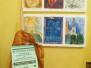 Wystawa prac plastycznych oraz malarstwa w DK Lubiąż - 24.03.2011