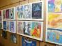 Wystawa prac uczestników zajęć plastycznych w Wołowie - 31.03.2011