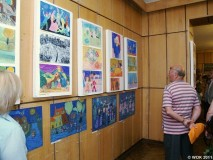 XI Prezentacje twórczości plastycznej dzieci i młodzieży - 02.06.2011