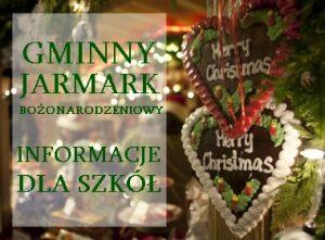 Gminny Jarmark Bożonarodzeniowy