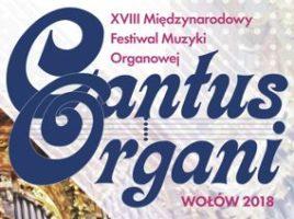 Cantus Organi 2018 - Zapraszamy