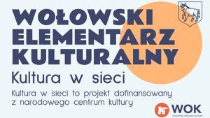 """Projekt """"KULTURA W SIECI"""""""